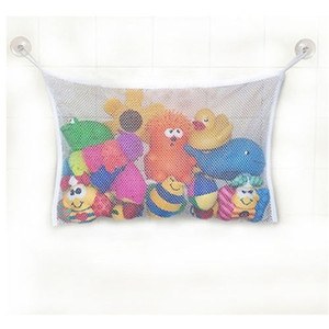 Cute Baby Bath Time Toy Tidy S
