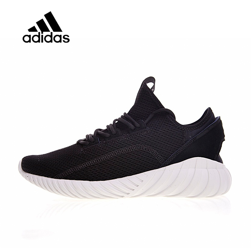 super popular c1002 8464e US $169.63 |Adidas Tubular Doom Sock Primeknit Unisex Running Shoes Outdoor  Sneakers Athletic Designer Jogging Footwear 2019 New Arrival-in Running ...