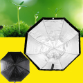 80cm / 31.5in Portable Octagon Softbox Umbrella Brolly Reflector Softbox Vs Godox Photo Studio Speedlite Softbox Umbrella