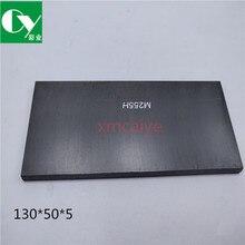 цены 10pcs Carbon vane carbon graphite vane for vacuum pumps/ Air Pump carbon Sheet 130*50*5