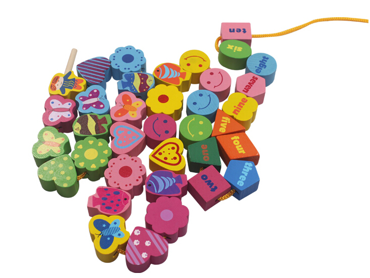 36 unids preescolar rompecabezas de madera educativos juguetes para - Juegos y rompecabezas - foto 4