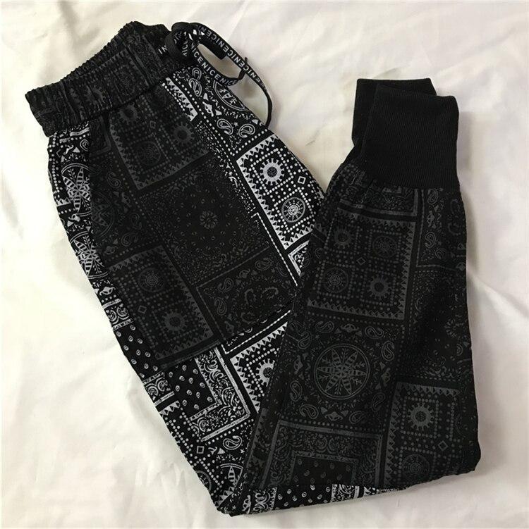 Harem Lin 36 Nouveau Version De Imprimer Des Coton Extensible Et Pantalon Hommes Personnalisé 2018 29 Casual Slim Coréenne Neuf fqwxdUU