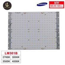 Idea light 3000k 3500k 4000k samsung quantum board led 288 lm301b 120W grow for indoor plants