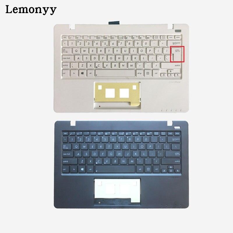 US For ASUS F200 F200CA F200LA F200MA X200 X200C X200CA X200L X200LA X200M X200MA R202CA R202LA laptop keyboard Palmrest Cover все цены