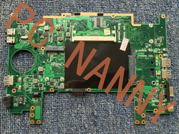 On sale 08G2000HE10Q carte mere for ASUS Eee PC 1000HE motherboard integrated With N280 Cpu DDR2 Full Tested