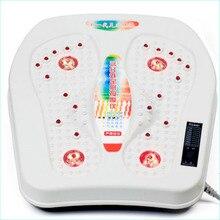 Infrarood Reflexologie Voet Massage Elektrische Machine. Automatische Roller Voeten Care Massager Circulatie Therapie Heater Spa