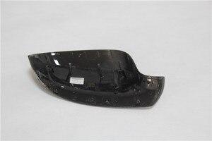 Image 4 - Per BMW X1 E84 copertura dello specchio della fibra di carbonio auto copertura laterale dello specchio E84 2010 2011 2012 2013 Sostituzione di stile specchio