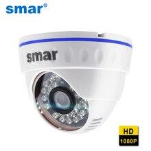 HD H.265 CCTV 1080 P IP Камера 20fps с 3,6 мм объектив Ночное видение купола Камера ICR Onvif P2P Android iPhone xmeye вид
