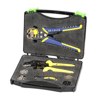 Professional multitool Wire Crimpers Engineering Ratcheting Terminal Crimping Pliers Crimper Tool Cord End Terminals Kit