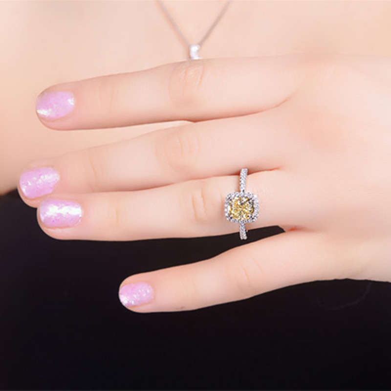 925 Sterling Silver Rings For Women 20