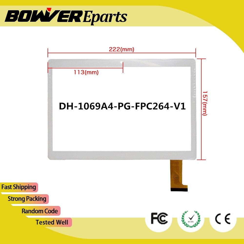 A+  9.6 10.5inch touch panel  DH-1069A4-PG-FPC264-V1.0 GT10PG157 MF-808-096F FPC  MJK-0419-FPC MJK-0427-FPC touch screen panel a 9 inch touch screen czy62696b fpc dh 0901a1 fpc03 2 dh 0902a1 fpc03 02 vtc5090a05 gt90bh8016 hxs ydt1143 a1 mf 289 090f