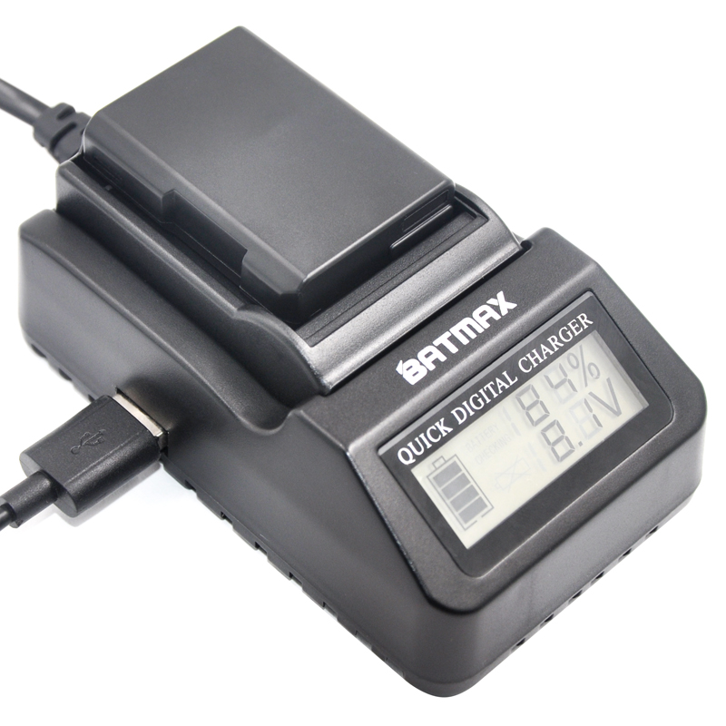 LCD Digital Quick Multi-Use Charger for Nikon EN-EL14 EN EL14 EL14a P7000 P7100 P7700 P7800 D3100 D3200 D3300 D5100 D5200 D5300