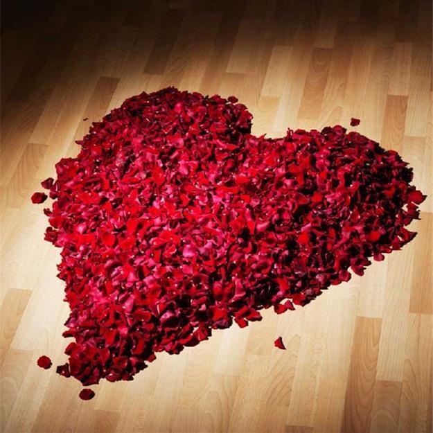 Лепестки роз Новый 1000 шт. Ткань Брак Свадебные Дешевые Свадебные Аксессуары Цветок Лепесток