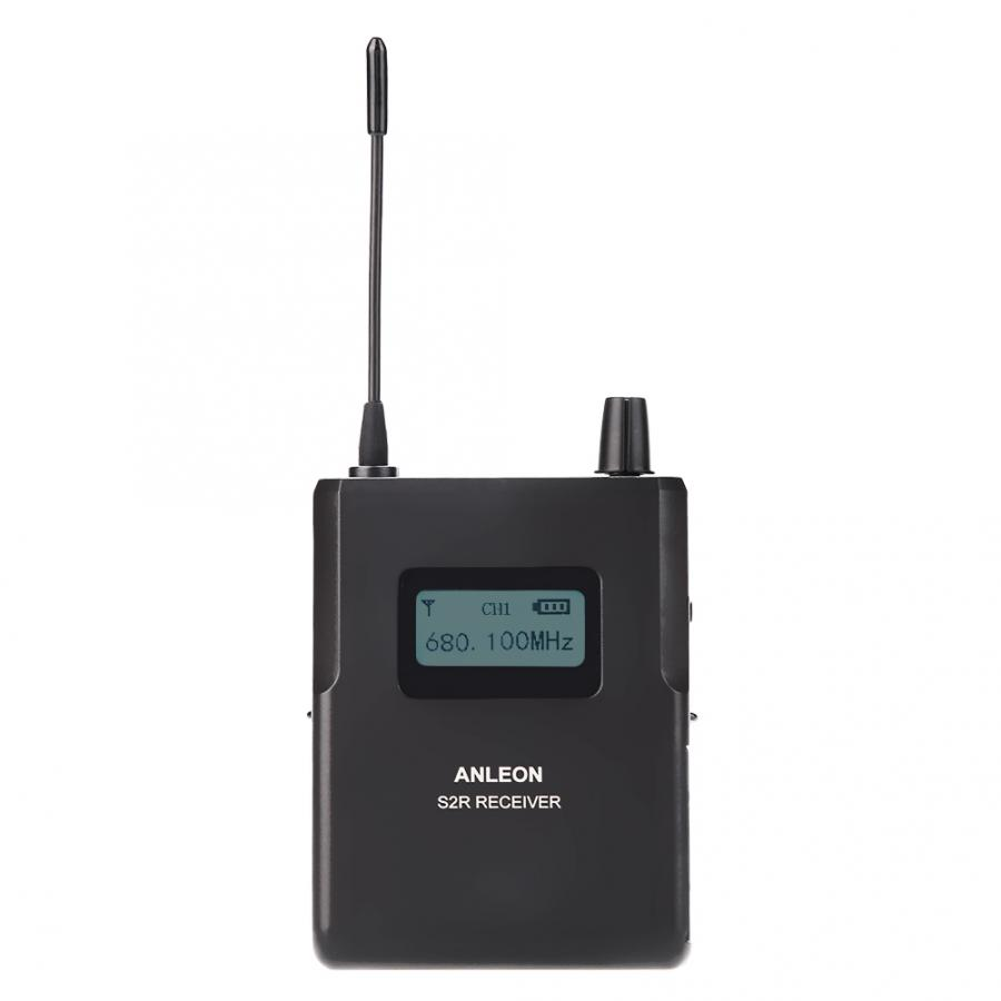 for ANLEON S2 R High Sensitivity Antenna Wireless Stage Monitor 670 680MHz Clear Sound Receiver Stage