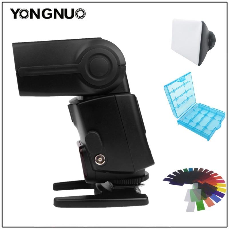 YONGNUO YN-510EX YN510EX Off Caméra Sans Fil TTL Flash Speedlite pour Canon Nikon Pentax Olympus Pana-sonic DSLR Caméras