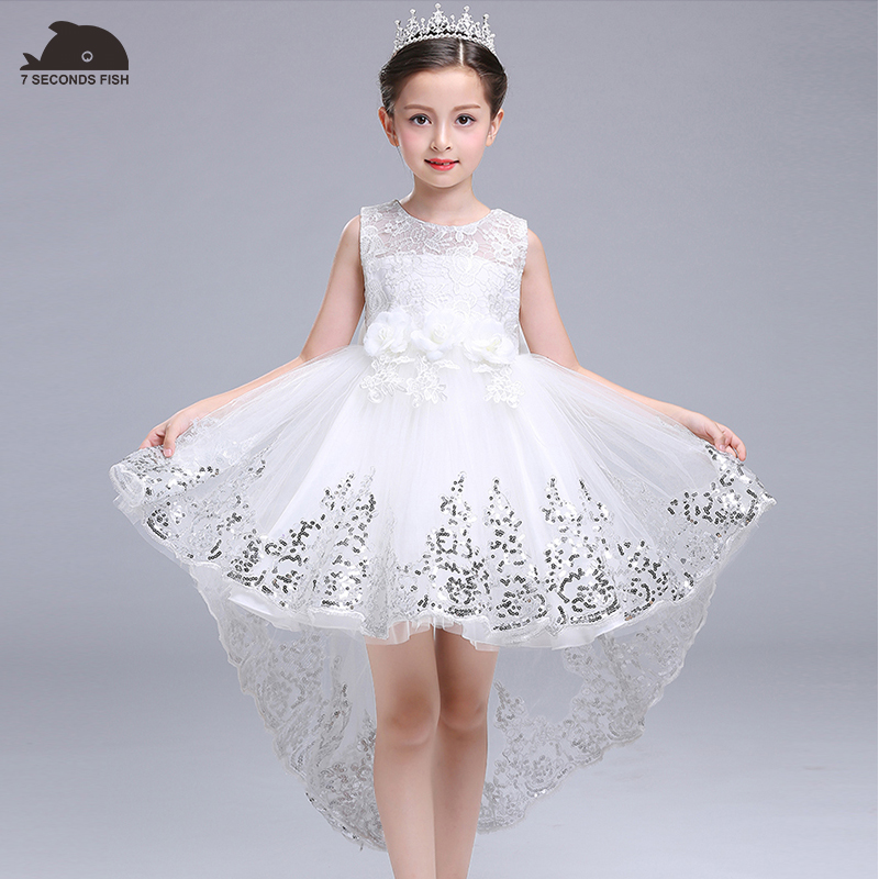 christmas dress for girls white princess dress for 3 14