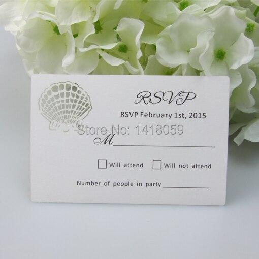 blank rsvp cards