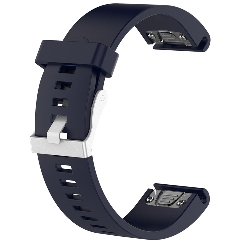 Computer & Office 20mm Replacement Silicagel Quick Install Soft Band Strap For Garmin Fenix 5s Watch Futural Digital Drop Shipping Jull20