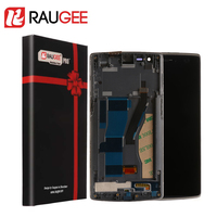 Oneplus One Screen 100 Original LCD Display Touch Screen Replacement With Frame Screen For Oneplus One