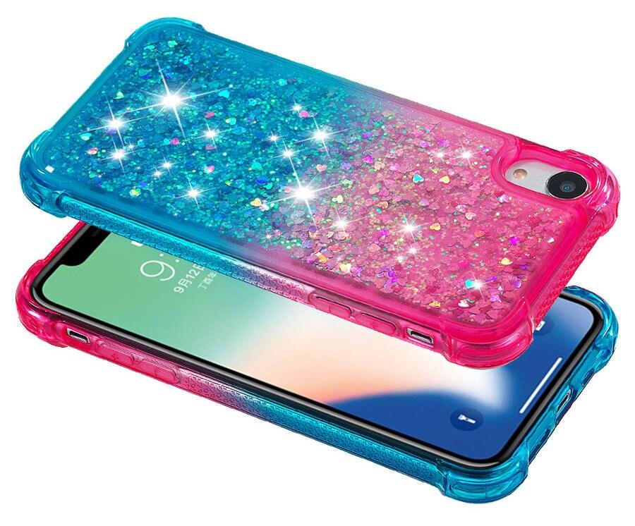iphone xr Glitter Case (6)