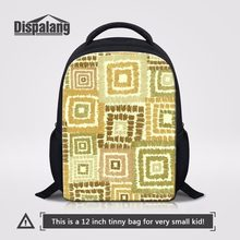 159c03ea600 Dispalang 12 inch School Bags For Girls Kids Bookbag Novelty Striped Kindergarten  Rucksack Preschool Backpack Toddler Schoolbag