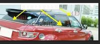 Window Frame Cover Trim For Land Rover Range Rover Evoque 2012 2016 19 pcs