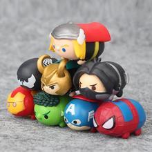 Tsum Tsum Mini Marvel Avengers 8pcs/set