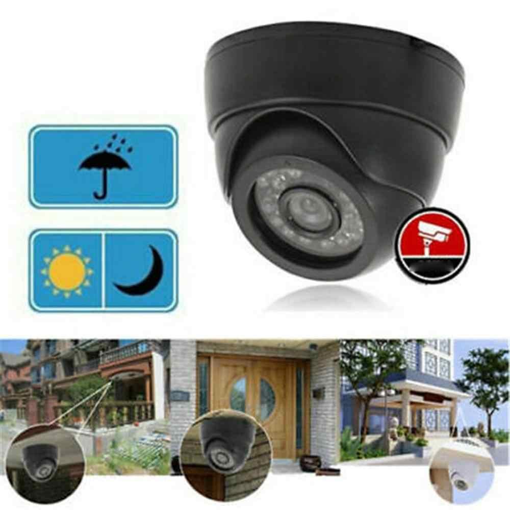1200Tvl 3.6Mm 24 led zewnętrzna wodoodporna ochrona Ir Night Vision kamera telewizji przemysłowej Hd koncentryczna kamera monitorująca Ahd 720P 1080P