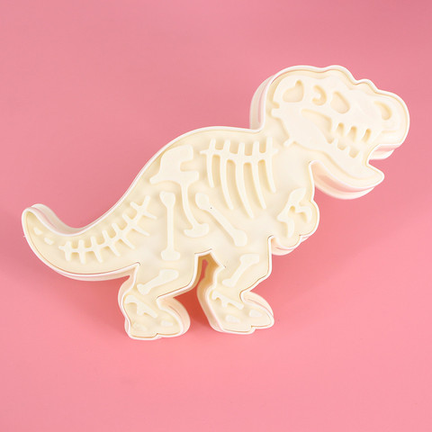 Dropshipping Dinosaur Shape Cookie Cutter Mold Biscuit 3D  Baking Mold Islamabad