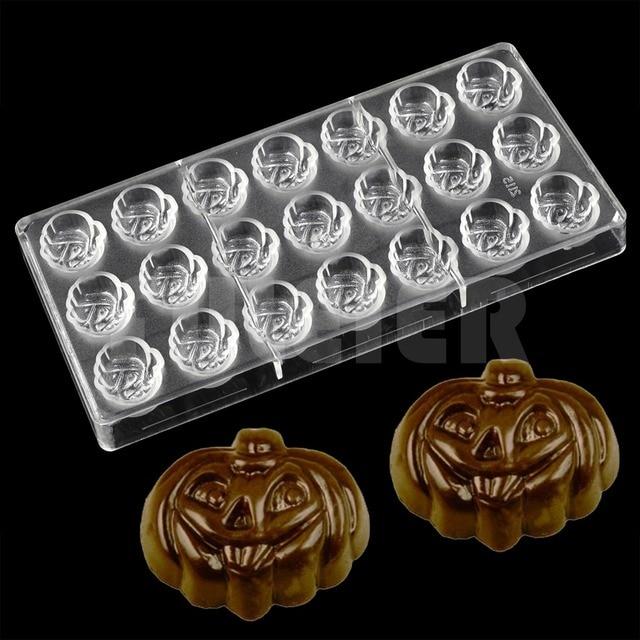 Diy Halloween Citrouille En Forme De Chocolat Moule Cuisson