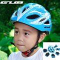 Детский велосипедный шлем для катания на коньках  защитный локоть колено запястье  Детский велосипедный шлем  защитный велосипедный коврик