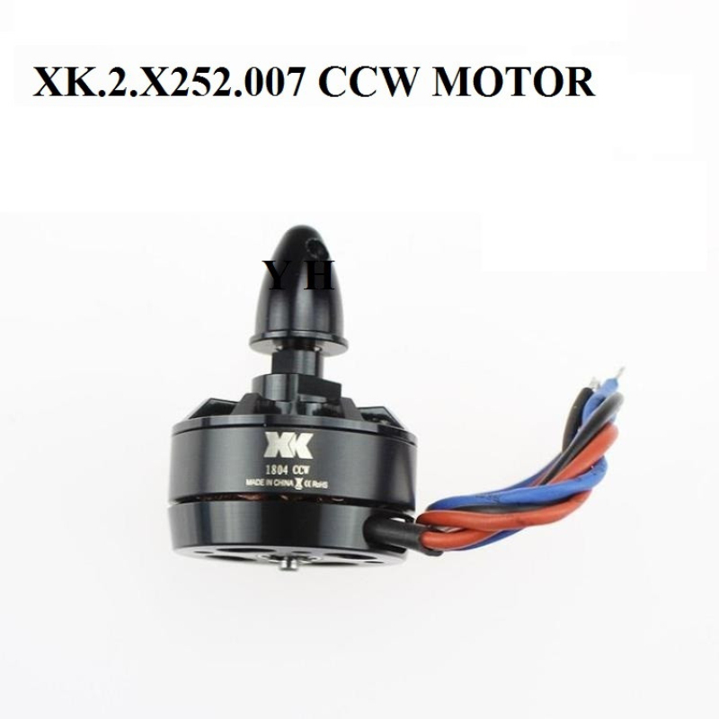 1pcs CW CCW motor for XK X252 RC Quadcopter Drone Helicopter spare parts