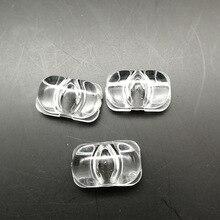 Дизайн 18,2*11,8 светодиодные линзы, мм 60X120 градусов для высокой мощности Светодиодный Street арахис объектива
