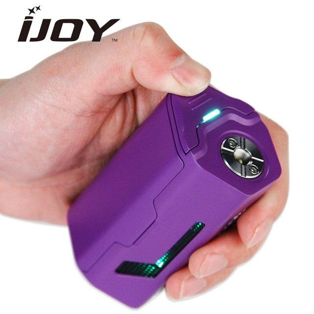 Оригинал IJOY maxo Зенит vv поле mod 300 Вт maxo Зенит iwepal чип-комплект костюм IJOY комбо rdta Tank электронная сигарета mod Ij01