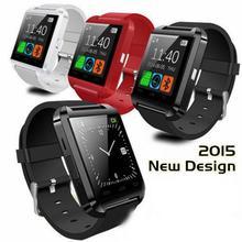 Digitale Sportuhren Bluetooth Smart Uhr U8 Handgelenk SmartWatch für Samsung S4/Anmerkung3 Für LG Für Xiaomi Android Telefon Smartphones