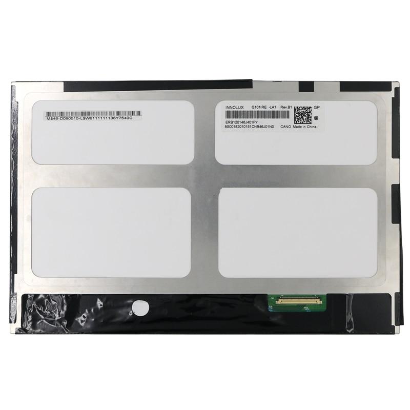 Original new 10.1 inch lcd screen Innolux HJ101IA-01I IPS 40PIN 1280*800 Q101IRE-LA1 free shippiing
