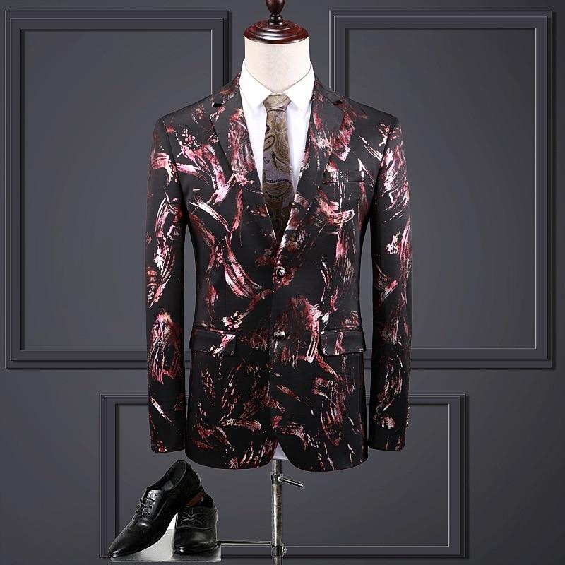 21.1 79.99Men\`s jackets now popular new men\`s slim single-breasted jacket men\`s business casual jacket men\`s formal banquet dress