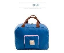 Nylon/Mens/Female Travel Bag  Hand Luggage/Large Capacity/Waterproof/Fashion Duffle Large/Nylon