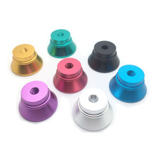 E-XY Electronic cigarettes Atomizer Metal Base Holder Colorful Stand with 510 thread screw for vape 510 RBA RDA Tank
