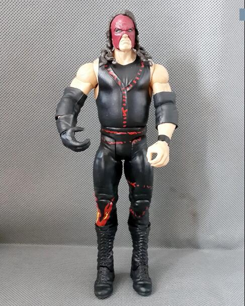 Limited! 18cm High Classic Toy occupation wrestling Kane gladiators wrestler action figure Toys For Children Classic Gift