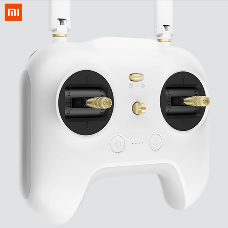2017 Newest Xiaomi Mi Drone 4K Version HD Camera Transmitter Remote Controller Control for RC Quadcopter Spare Parts Accessories remote controller for jjrc h20w h20c quadcopter spare parts transmitter remote comtrol drone kits