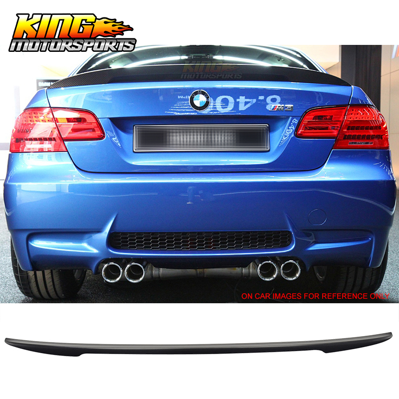 07-13 ALL COLOR E82 COUPE 2DR K-STYLE WINDOW ROOF SPOILER WING
