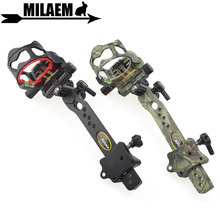 1pc Archery Compound Bow Sight 5 pins 019