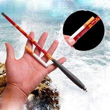 DEEP PASSION Fishing Rod Carp Holder for Fishing Pole Carbon Portable Telescopic Stick Pole Telescopic Pesca