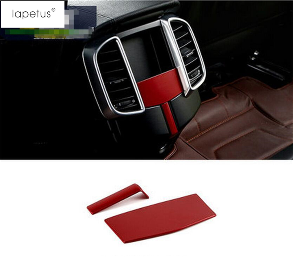 Aliexpress Com Buy Lapetus Accessories Fit For Hyundai: Lapetus Accessories Fit For Porsche Cayenne 2015 2016 2017