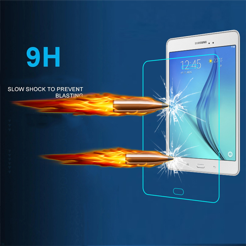 Tablet Screen Protector Tempered Glass For Samsung Galaxy Tab E T375 T377 A T550 T380 T355 P585 S T805 S2 T715 T815 S3 T825 Film tempered glass for samsung galaxy tab s 10 5 t800 tempered glass for samsung tab s t805 screen protector tablet protective film
