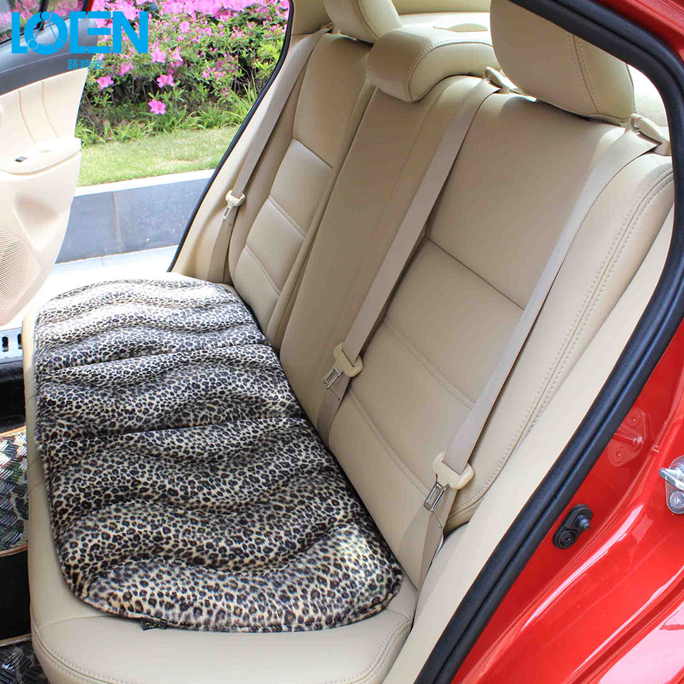 plush universal car seat cushion front seat cover back cushion car styling seat covers car. Black Bedroom Furniture Sets. Home Design Ideas