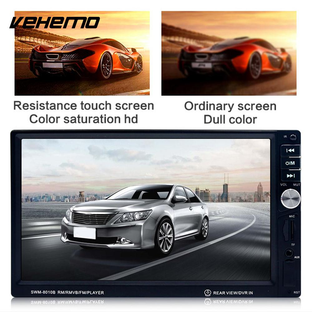 2018 Car MP5 Smart MP5 Player 7 Inches Car Electronics Lossless Music FM Radio