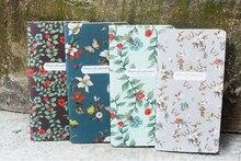 1pcs/lot Kawaii Retro Dancing butterflies series mini  journal Notebook Paper Book Diary Stationery student supplies