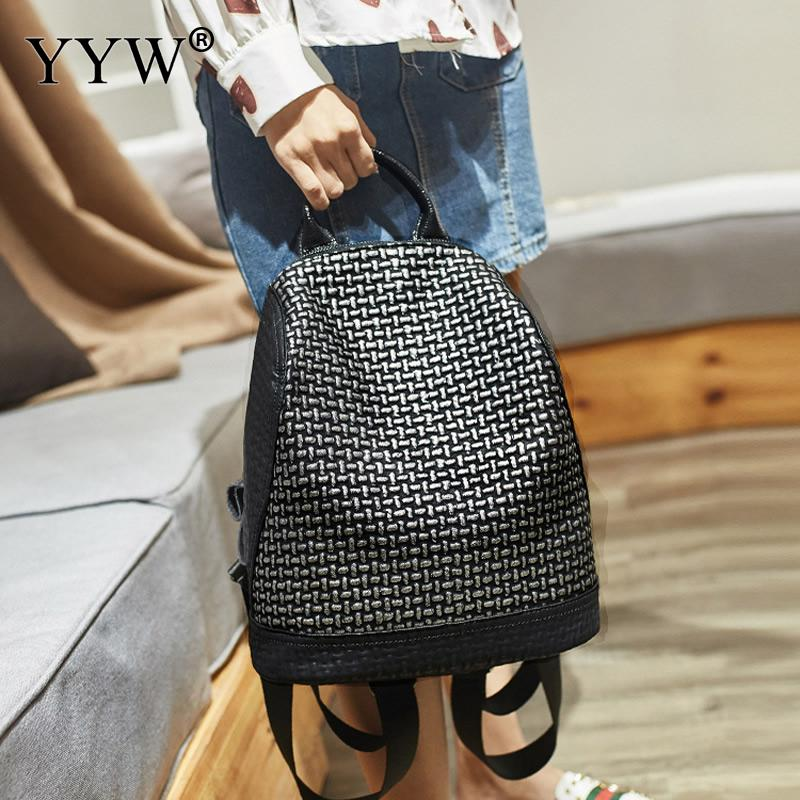 Fashion Backpack Women Mochilas Hand-Bags Teenage-Girl Casual For Female Mujer
